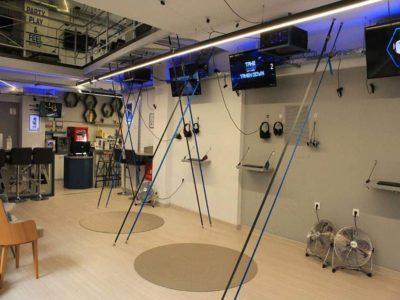 Εφαρμογές εικονικής πραγματικότητας σε σύγχρονα κτίρια